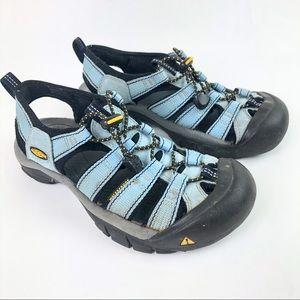 Keen Women's Waterproof Hiking Sandal 24cm Est 6.5